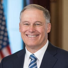 Photo of Jay Inslee