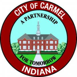 Seal of Carmel, IN