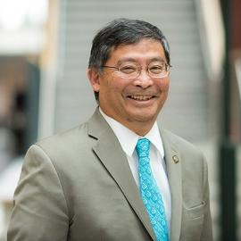 Photo of Mark Mitsui